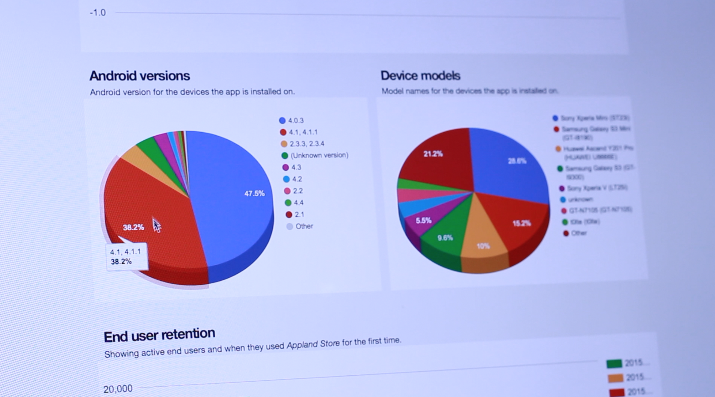 App Store Discovery Portal Platform