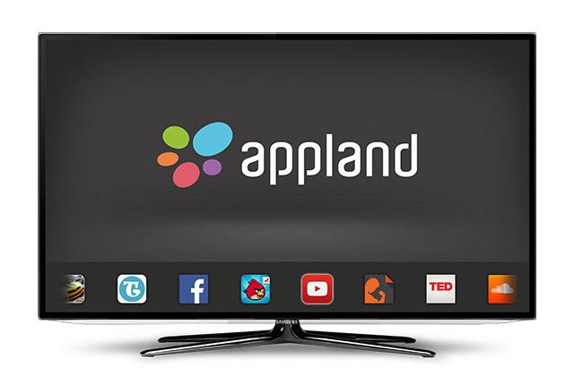 TV Set-top-boxes app store