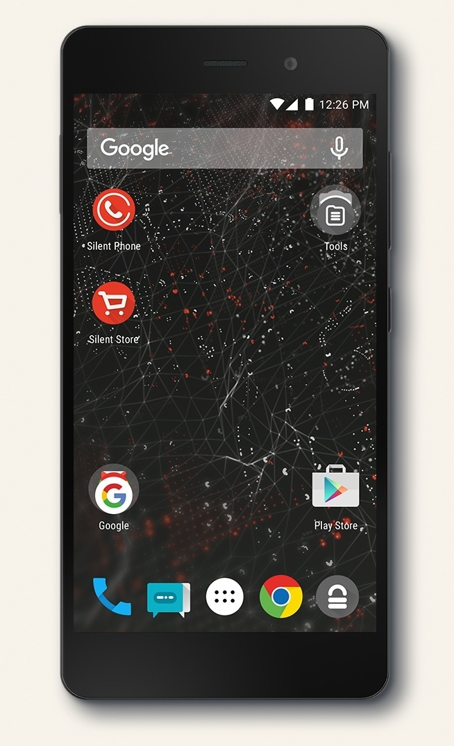 Silent Circle Blackphone2 Branded App Discovery Portal