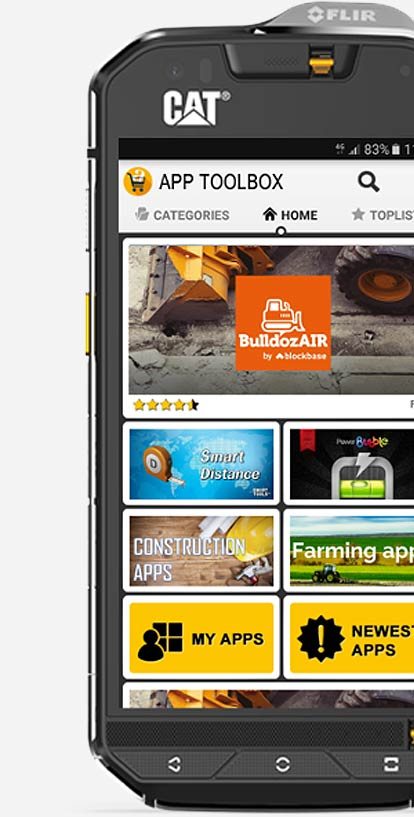 App Platform with App Discovery and App Recommendation delivered as an App Store Cloud for mobile manufacturers