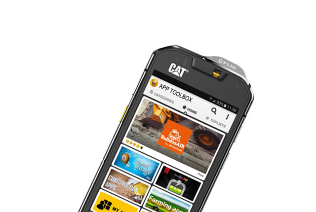 mobile manufacturer third party app store
