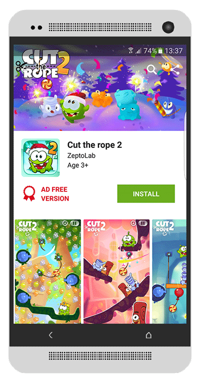 Appland Mobile VAS Service Kids App Store Subscription Club a value added services solution