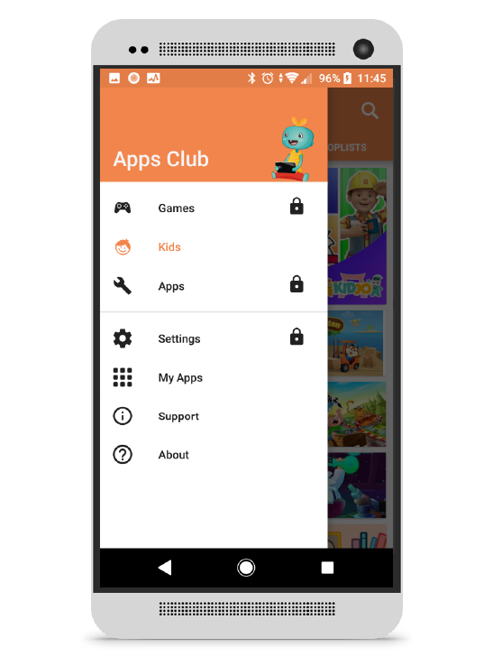Apps Store Subscription Club - The Mobile VAS Service consumers love